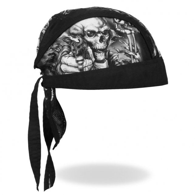 Smokin' Five Skulls DuRag
