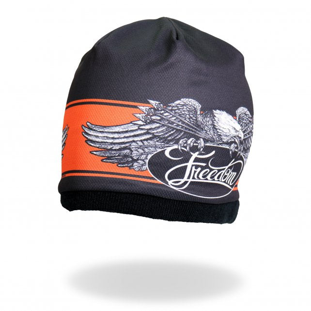 Freedom Eagle Sublimated Beanie