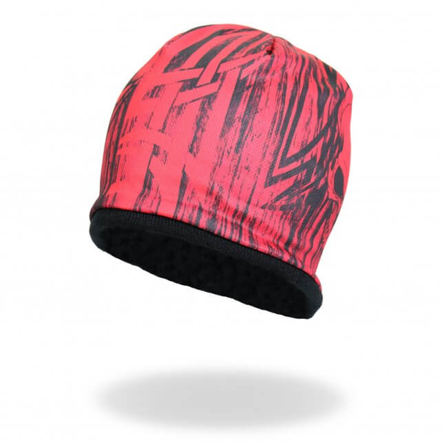 Over the Top Skull Sublimated Beanie