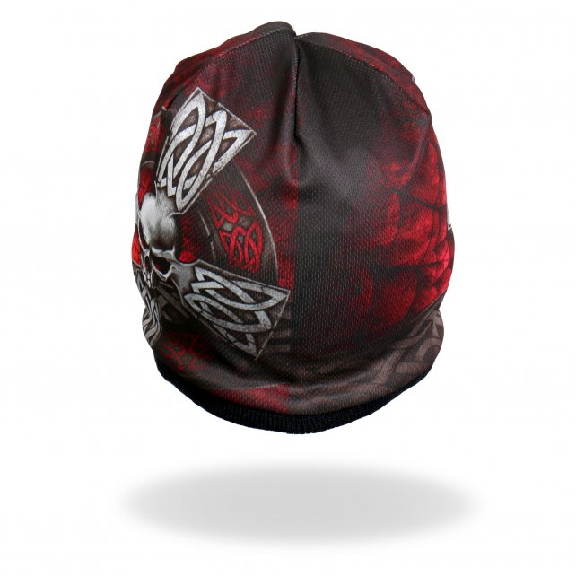 Celtic Cross Sublimated Beanie