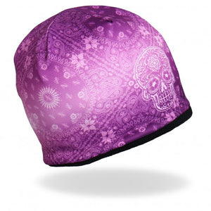 Pink Paisley Sublimated Beanie