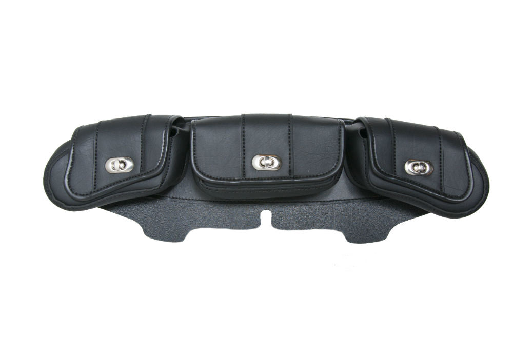 Three-Pocket Windshield Bag - DS5802