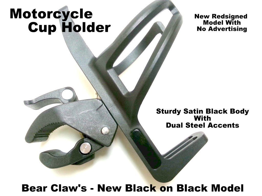 Harley Style Motorcycle Cup Holder