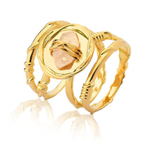 Load image into Gallery viewer, Gold Paradise Ring - ORIGENS