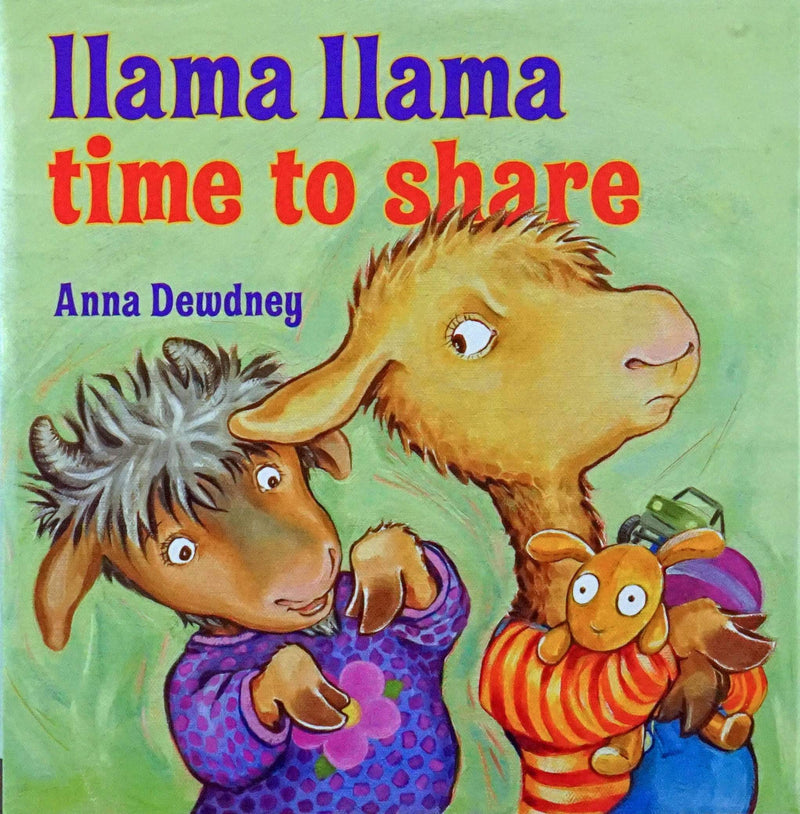 Marissa's Books & Gifts, LLC 244736416879 Llama Llama Time to Share Plush Toy and Book Set