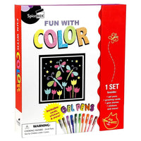 Marissa's Books & Gifts, LLC 628992001258 Fun With Color