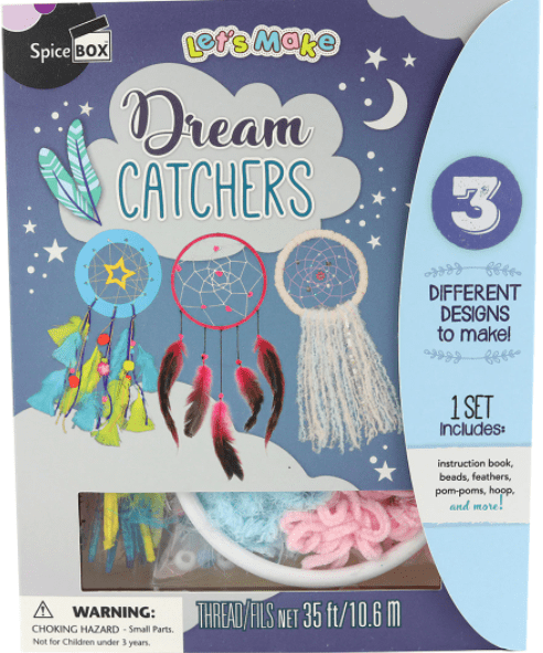 Marissa's Books & Gifts, LLC 628992011899 Dream Catchers