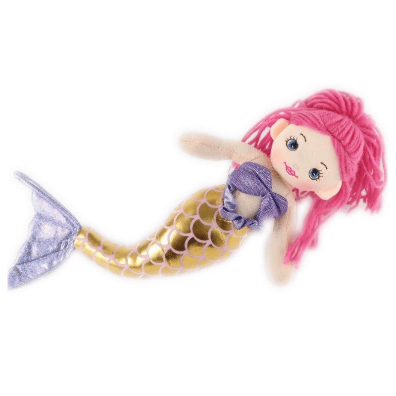 Marissa's Books & Gifts, LLC 64150857 Mermaid Mia Gift Set - Silver