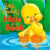 Marissa's Books & Gifts, LLC 851328003095 Little Quack's Hide and Seek
