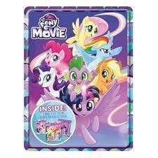 Marissa's Books & Gifts 8785374895460 My Little Pony The Movie Activity Box