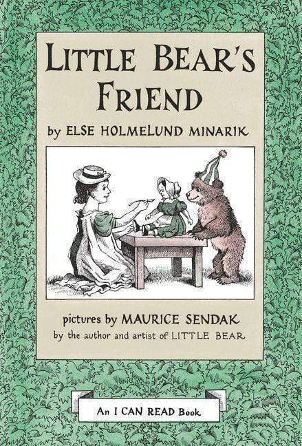 Marissa's Books & Gifts 9780060242558 Little Bear's Friend