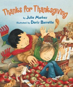 Marissa's Books & Gifts 9780060510961 Thanks for Thanksgiving