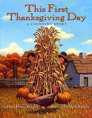 Marissa's Books & Gifts, LLC 9780060541842 This First Thanksgiving Day