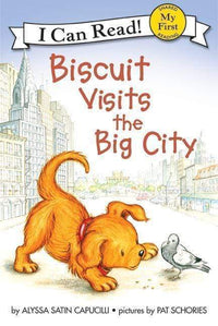 Marissa's Books & Gifts, LLC 9780060741662 Biscuit Visits The Big City (My First I Can Read)