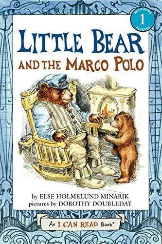 Marissa's Books & Gifts, LLC 9780060854850 Little Bear and the Marco Polo