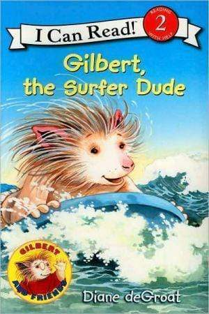 Marissa's Books & Gifts, LLC 9780061252136 Gilbert, the Surfer Dude