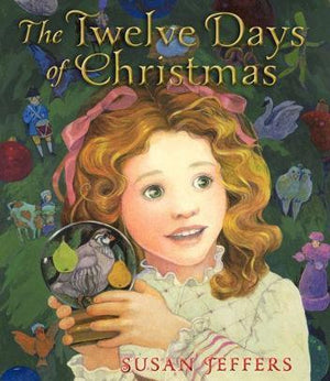 Marissa's Books & Gifts 9780062066152 The Twelve Days of Christmas
