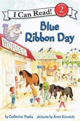 Marissa's Books & Gifts 9780062086778 Pony Scouts: Blue Ribbon Day