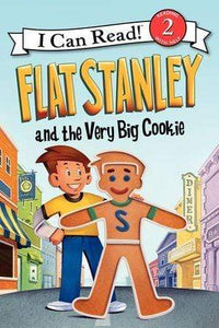 Marissa's Books & Gifts, LLC 9780062189790 Flat Stanley and the Very Big Cookie