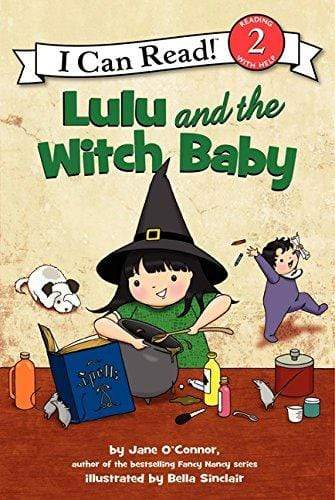 Marissa's Books & Gifts, LLC 9780062305176 Lulu and the Witch Baby