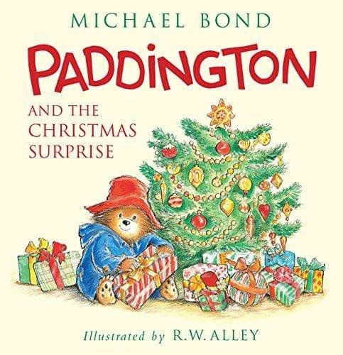 Marissa's Books & Gifts, LLC 9780062318428 Paddington and the Christmas Surprise