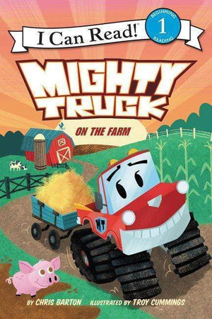 Marissa's Books & Gifts 9780062344670 Mighty Truck On The Farm (i Can Read Level 1)