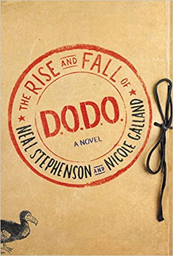 Marissa's Books & Gifts, LLC 9780062409164 The Rise and Fall of D.O.D.O.: A Novel - Hard Cover