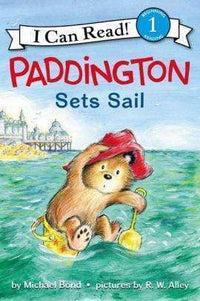 Marissa's Books & Gifts, LLC 9780062430656 Paddington Sets Sail