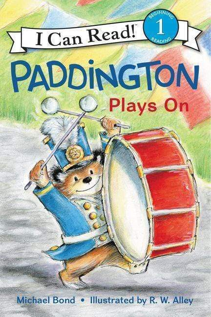 Marissa's Books & Gifts, LLC 9780062430717 Paddington Plays On