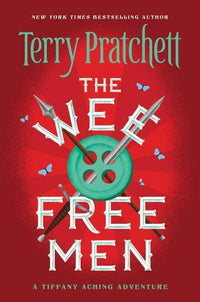 Marissa's Books & Gifts, LLC 9780062435262 The Wee Free Men (Tiffany Aching)