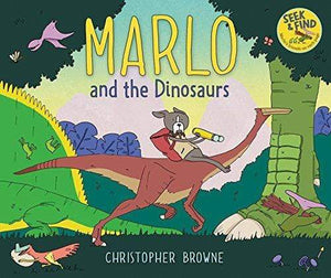 Marissa's Books & Gifts, LLC 9780062441157 Marlo and the Dinosaurs