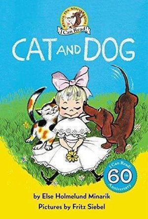 Marissa's Books & Gifts 9780062651747 Cat and Dog (My First I Can Read Series)