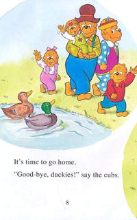Marissa's Books & Gifts, LLC 9780062654564 The Berenstain Bears and the Ducklings