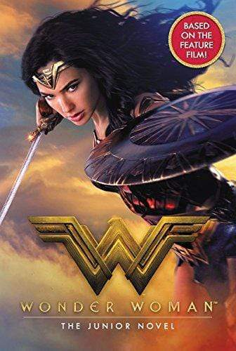 Marissa's Books & Gifts, LLC 9780062681881 Wonder Woman: The Junior Novel