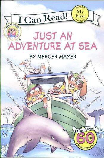 Marissa's Books & Gifts 9780062859600 Just An Adventure At Sea