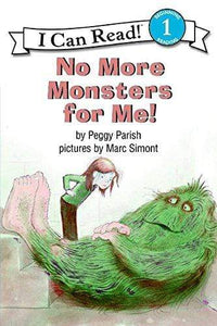Marissa's Books & Gifts, LLC 9780064441094 No More Monsters for Me!