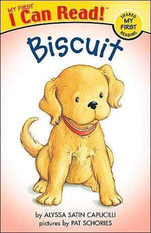 Marissa's Books & Gifts 9780064442121 Biscuit