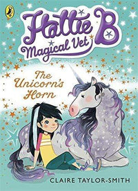 Marissa's Books & Gifts, LLC 9780141344645 Hattie B, Magical Vet: the Unicorn's Horn