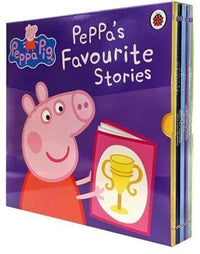 Marissa's Books & Gifts, LLC 9780241414880 Peppa's Favourite Stories 10 Books Collection