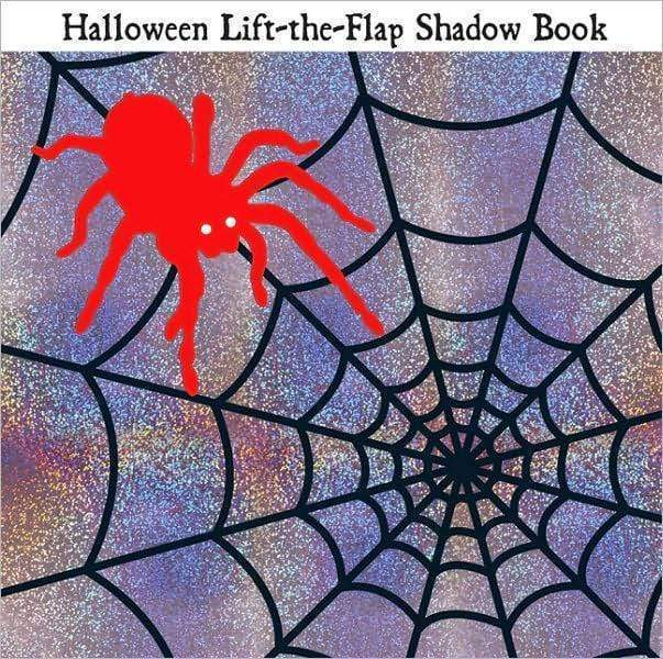 Marissa's Books & Gifts, LLC 9780312509187 Lift-the-Flap Shadow Book Halloween