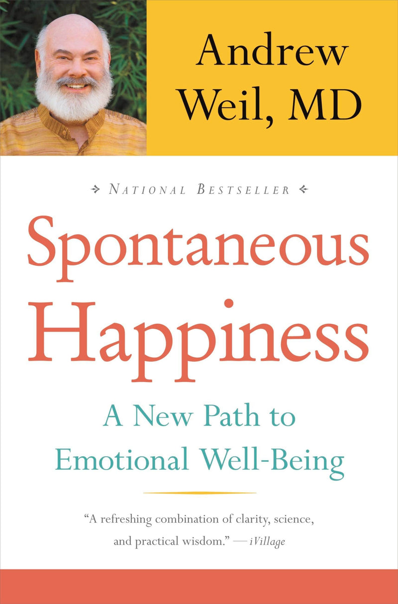 Marissa's Books & Gifts, LLC 9780316129428 Spontaneous Happiness