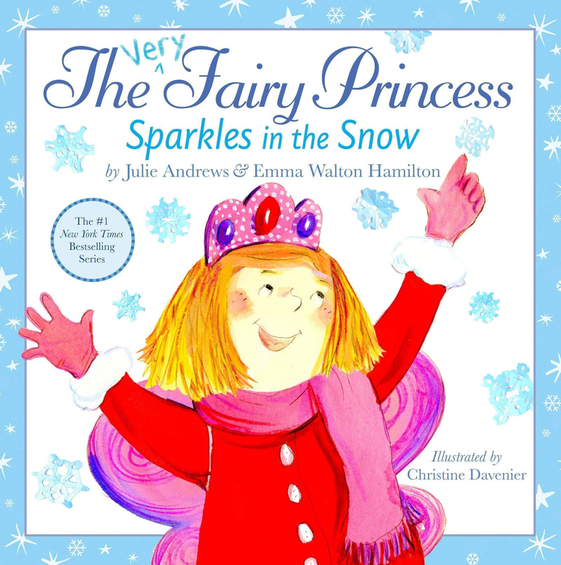 Marissa's Books & Gifts 9780316219631 The Very Fairy Princess Sparkles in the Snow