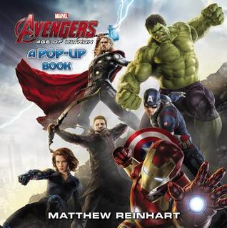 Marissa's Books & Gifts, LLC 9780316340861 Marvel's Avengers: Age of Ultron: A Pop-Up Book