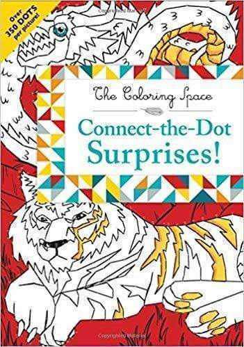 Marissa's Books & Gifts 9780316359597 Connect-the-Dot Surprises!