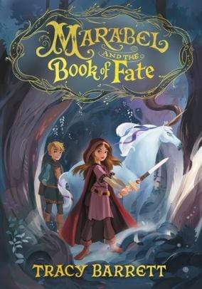Marabel and the Book of Fate - Marissa's Books