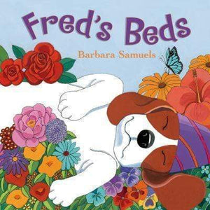 Marissa's Books & Gifts 9780374318130 Fred's Beds: A Picture Book