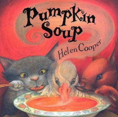 Marissa's Books & Gifts 9780374460310 Pumpkin Soup