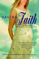 Having Faith - Marissa's Books