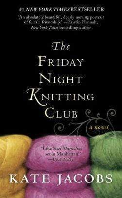 Marissa's Books & Gifts 9780425265260 The Friday Night Knitting Club