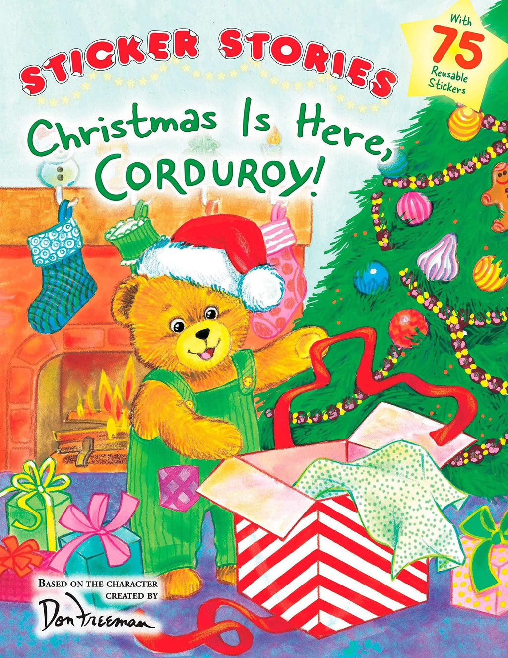Marissa's Books & Gifts, LLC 9780448446509 Christmas Is Here, Corduroy!